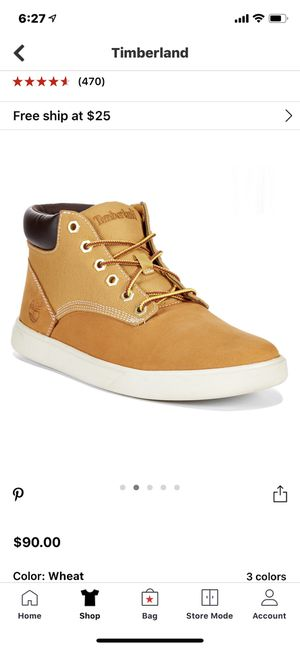 Timberland Shoes for Sale in Alameda, CA
