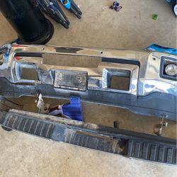 Chrome Front Bumper Gmc for Sale in San Antonio,  TX