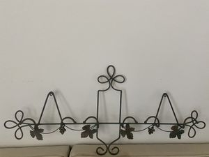 Decorative Plate Rack for Sale in Deltona, FL