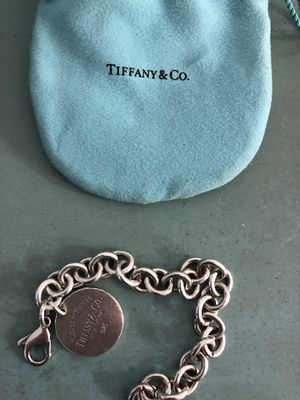 Return to Tiffany charm bracelet for Sale in Ashburn, VA