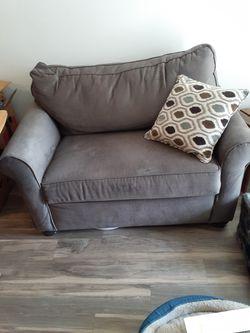 Love seat sofa sleeper for Sale in Salt Lake City,  UT