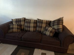 dark brown sofas / couches for Sale in Tulare, CA