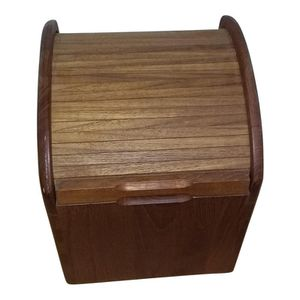 Vintage Danish modern teak wood ice bucket by Kalmar designs. for Sale in Deltona, FL