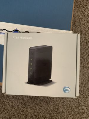 AT&T signal booster for cellphone for Sale in Columbus, OH