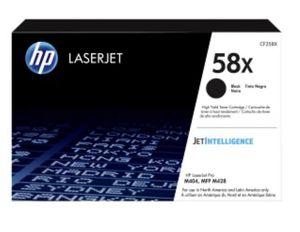 HP LaserJet 58X High-Yield Black Toner Cartridge for Sale in Aspen Hill, MD