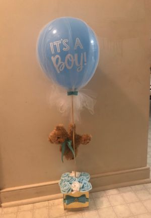 centerpiece for baby shower or birthday for Sale in VA, US