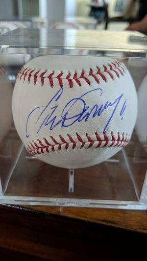 Steve Garvey autograph mlb ball for Sale in Monterey Park, CA