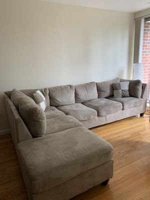 L Shaped Couch for Sale in Cambridge, MA