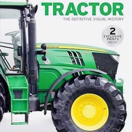 Tractor The Definitive Visual History Hardcover for Sale in Montgomery, AL