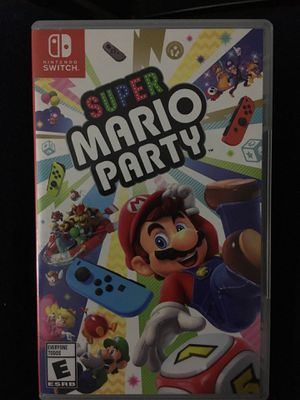 Super Mario Party for Nintendo Switch for Sale in Seattle, WA
