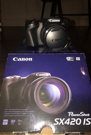 Canon power shot sx420 for Sale in Springfield, MA