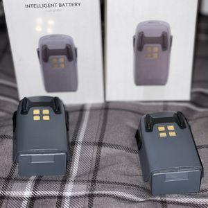 DJI Spark- 2 Battery Package! for Sale in Hialeah, FL