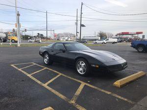 1990 Chevrolet Corvette for Sale in West Windsor Township, NJ