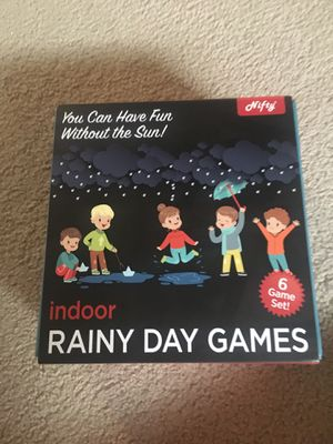 Rainy Day Games for Sale in Oregon City, OR