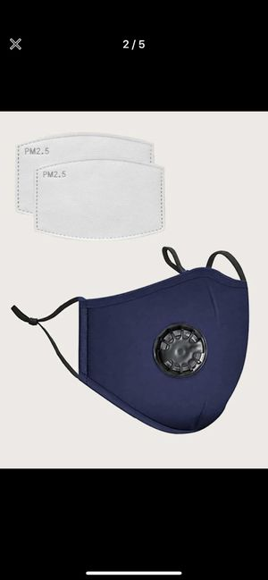 Adjustable strap mask with filters for Sale in Queens, NY