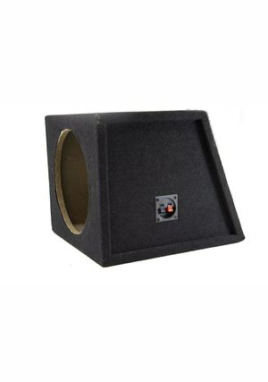 """10"""" Single Sealed Subwoofer Enclosure Box By Metra for Sale in Oak Lawn, IL"""