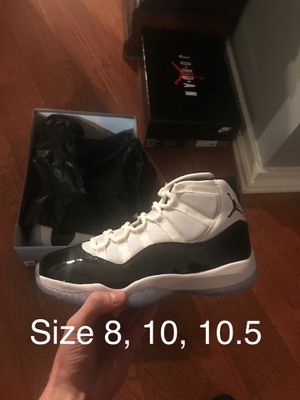 Jordan 11 Concord Size 8 & 10.5 Left, BRAND NEW for Sale in Cleveland, OH