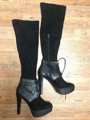 JLO Thigh High Boots for Sale in Ramona, CA