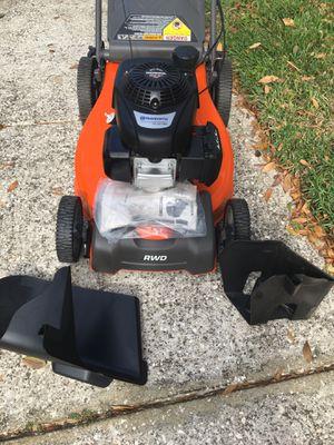Husqvarna lawn mower (RWD) $240 for Sale in Seminole, FL