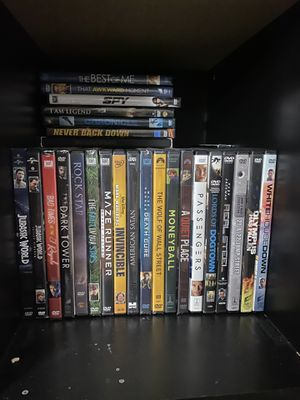 DVDs Movies BluRay marvel for Sale in Las Vegas, NV