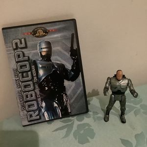 Vtg 1988 Collectible Robocop Officer Murphy Action Figure by Orion #0824. Excellent used for Sale in Hialeah, FL