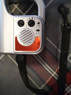 Dog leash With Radio And Flashlight for Sale in Glendale,  AZ