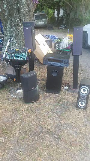Onkyo surround sound system for Sale in Tampa, FL