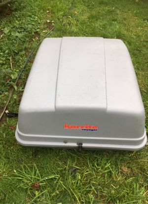 Karrite Voyager Roof Carrier for Sale in Oregon City, OR