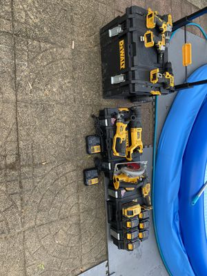 Dewalt cordless power tools for Sale in New York, NY