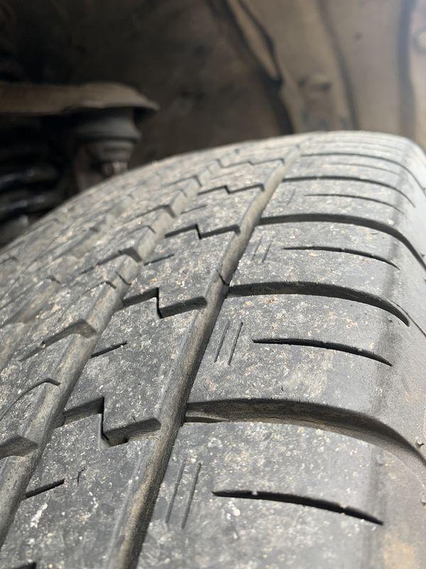 2005 Honda CRV wheels