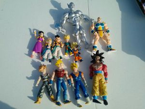 Dragon ball z Vintage Figures for Sale in Germantown, MD