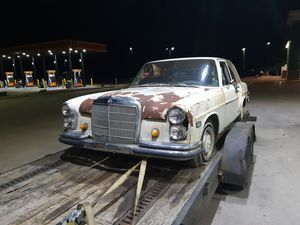 Parting out Mercedes w108 1971 for Sale in League City, TX