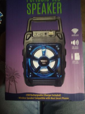 Yoco speaker for Sale in Spring Valley, CA
