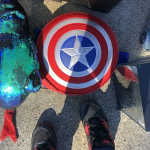 Captain America Backpack for Sale in San Leandro, CA