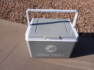 Tahoe Trails - Victoria Secret - Cooler - Camping - Outdoors for Sale in Mesa, AZ