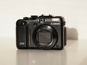 Canon Powershot G12 10MP Digital Camera for Sale in Brooklyn, NY