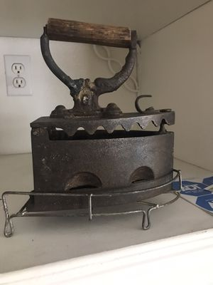 Antique iron for Sale in Lake Elsinore, CA