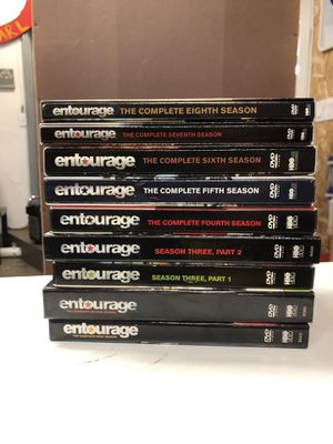 Entourage DVD Seasons 1-8 for Sale in Vancouver, WA