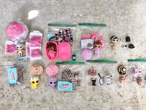 Set Of Complete LOL Surprise Dolls for Sale in Lake Stevens, WA