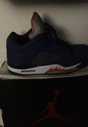 """Jordan 5 low kicks """"extremely rare color way"""" for Sale in Los Angeles, CA"""
