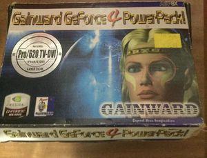 Gainward Geforce4 MX4000 64MB for Sale in Fairview, MI
