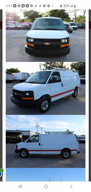 2012 CHEVY EXPRESS 2500 for Sale in Hollywood, FL