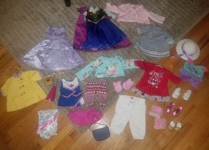 Baby Doll Clothes and Accessories for Sale in Seattle, WA