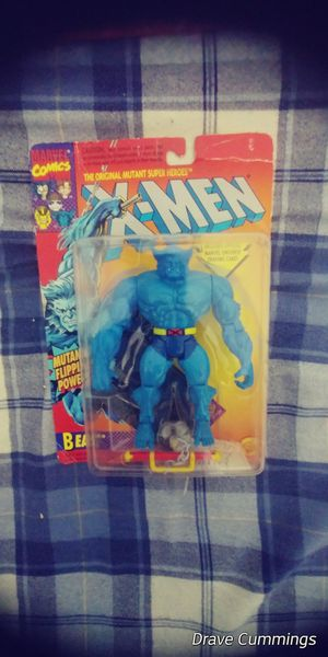 X-Men action figure 1992 Beast for Sale in Brooklyn, NY