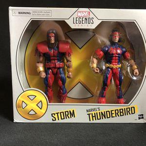 Marvel Legends WarPath Strong Guy NO BAF & Thunderbird Target Exclusive for Sale in Monterey Park, CA