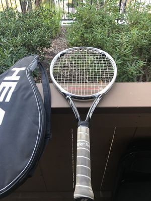 Two tennis rackets and single carrying case for Sale in San Diego, CA