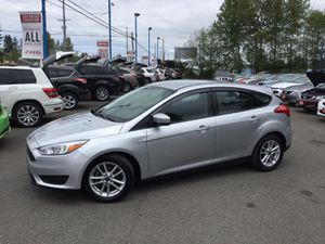 2018 Ford Focus for Sale in Everett, WA