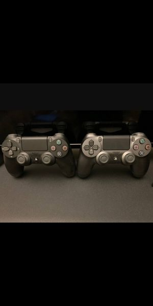 Playstation 4 Pro + 2 Controllers + Games! for Sale in Batesville, MS