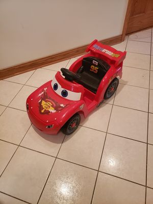 Lightning McQueen power wheel for Sale in Chicago, IL