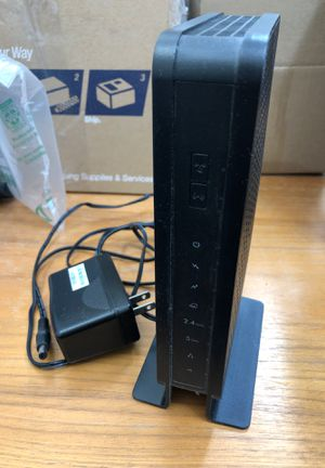 Netgear N600 WiFi Cable Modem Router for Sale in Chatsworth, CA